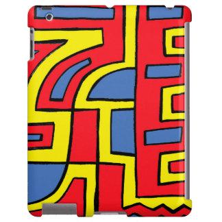 El encantar ingenioso magnífico lúcido funda para iPad