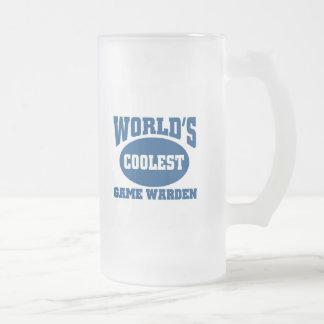 El encargado de juego más fresco tazas de café
