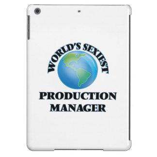 El encargado de la producción más atractivo del