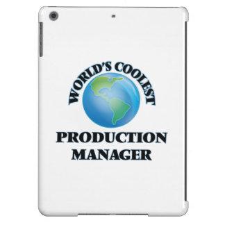 El encargado de la producción más fresco del mundo