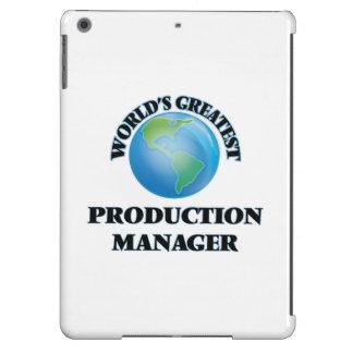 El encargado de la producción más grande del mundo