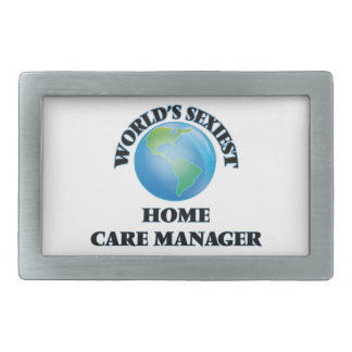 El encargado de los cuidados en casa más atractivo hebillas de cinturon rectangulares