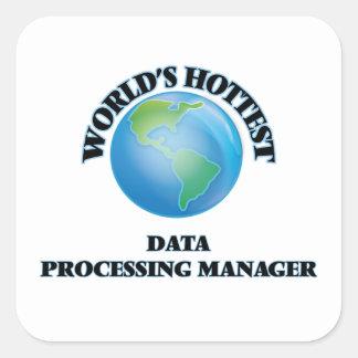 El encargado de proceso de datos más caliente del colcomanias cuadradass