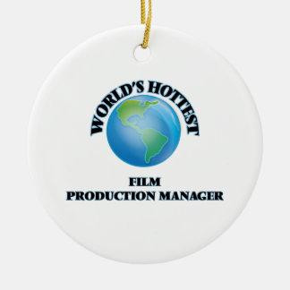 El encargado de producción más caliente de la ornamento para arbol de navidad