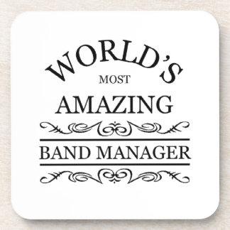 El encargado más asombroso de la banda del mundo posavaso