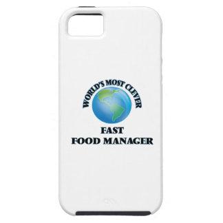 El encargado más listo de los alimentos de iPhone 5 Case-Mate fundas