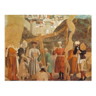 El encontrar de Francisca del della de Piero de la Postales