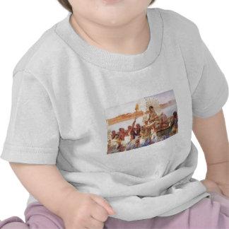 El encontrar de Moses Camisetas