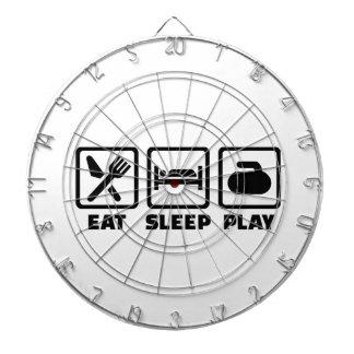 El encresparse de Eat Sleep Play Tabla Dardos