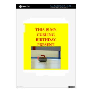 EL ENCRESPARSE iPad 3 SKINS
