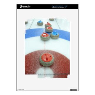 El encresparse calcomanía para iPad 2