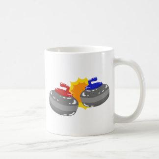 El encresparse taza