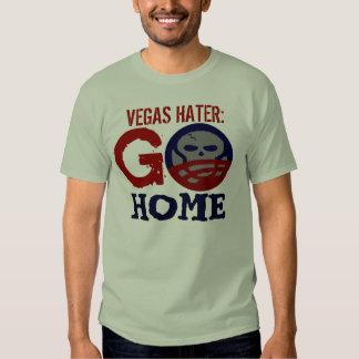 El enemigo de Vegas va a casa Remera