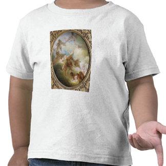 El enjambre de los Cupids, c.1767 Camisetas