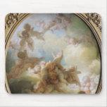 El enjambre de los Cupids, c.1767 Tapetes De Ratón