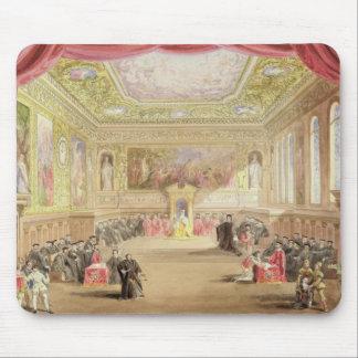 El ensayo, acto IV, escena I de Charles Kean favor Tapetes De Ratón