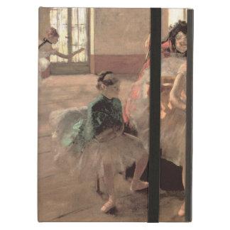 El ensayo de Edgar Degas, arte del ballet del
