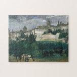 El entierro - Édouard Manet Puzzles Con Fotos