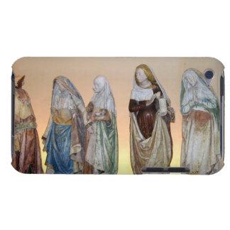 El Entombment, 1490 (piedra pintada) (detalle) 3 Case-Mate iPod Touch Cárcasa