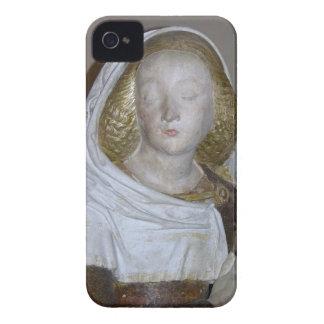 El Entombment, detalle de un santo femenino, 1490  iPhone 4 Protector