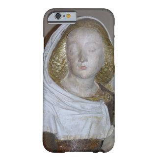 El Entombment, detalle de un santo femenino, 1490 Funda De iPhone 6 Barely There