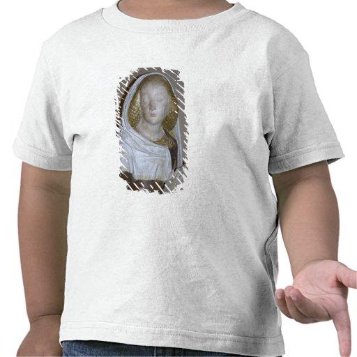 El Entombment, detalle de un santo femenino, 1490 Camisetas