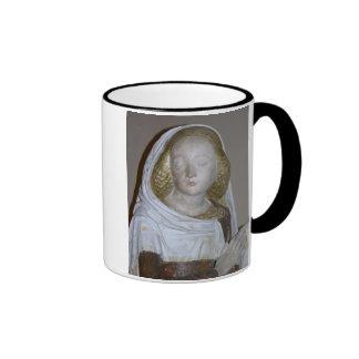 El Entombment detalle de un santo femenino 1490 Tazas De Café