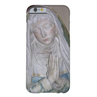 El Entombment, detalle de un santo femenino que Funda De iPhone 6 Barely There
