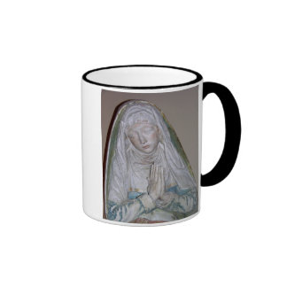 El Entombment detalle de un santo femenino que ru Taza De Café