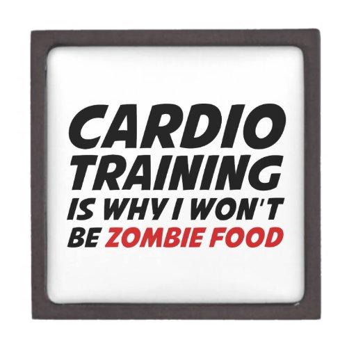 El entrenamiento cardiio es porqué no seré comida  caja de regalo de calidad