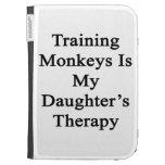 El entrenamiento de monos es la terapia de mi hija