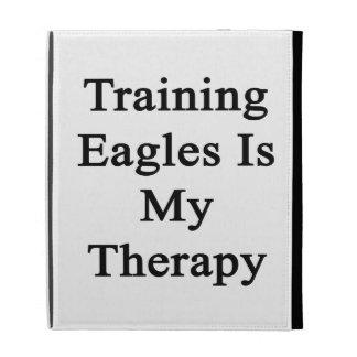 El entrenamiento Eagles es mi terapia