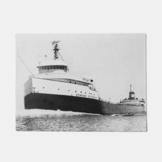 El envío de Great Lakes del vintage de Edmund Felpudo