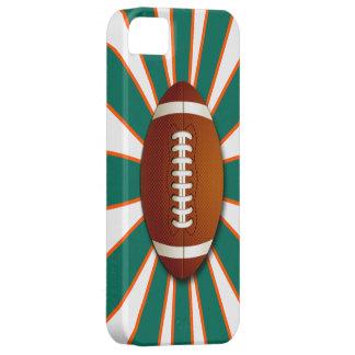 El equipo colorea fútbol iPhone 5 Case-Mate cobertura