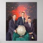 El equipo de Apolo 13 Posters