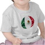 El equipo de fútbol nacional mexicano aviva los re camiseta