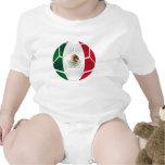 El equipo de fútbol nacional mexicano aviva los re camisetas