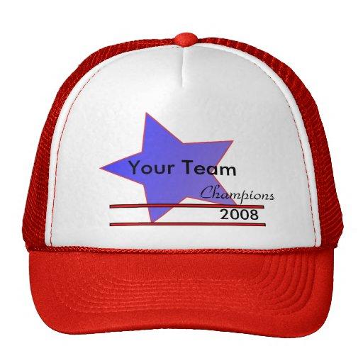 El equipo de la estrella azul defiende el gorra