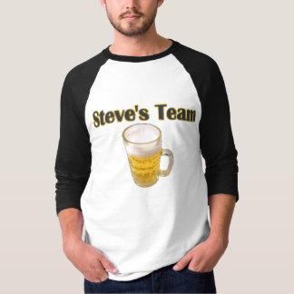 El equipo de Steve Playera