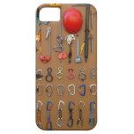 El equipo del escalador -- Engranaje de la escalad iPhone 5 Cobertura