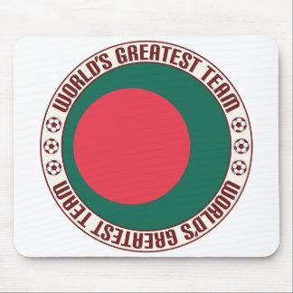 El equipo más grande de Bangladesh Alfombrilla De Ratón