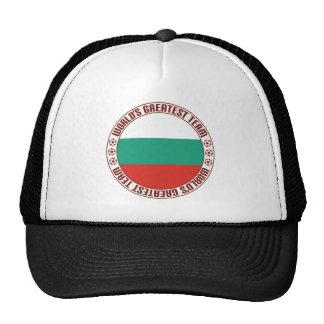 El equipo más grande de Bulgaria Gorra