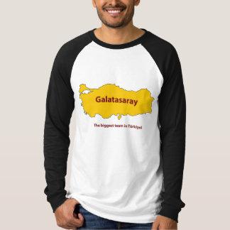 El equipo más grande de Galatasaray en camiseta Camisas