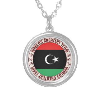 El equipo más grande de Libia Colgante Redondo