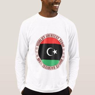 El equipo más grande de Libia Playera