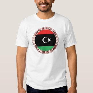 El equipo más grande de Libia Playeras