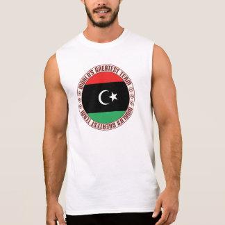 El equipo más grande de Libia Playeras Sin Mangas