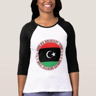 El equipo más grande de Libia Remera