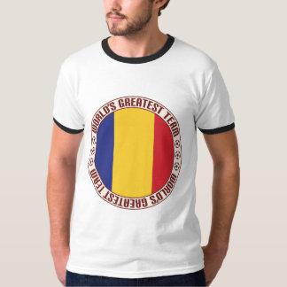 El equipo más grande de Rumania Poleras