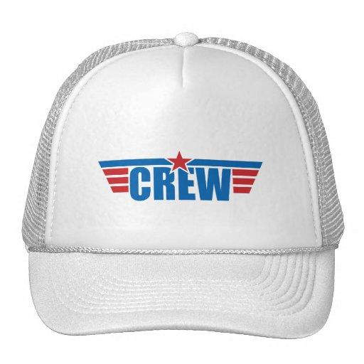 El equipo se va volando la insignia - aviación gorras de camionero